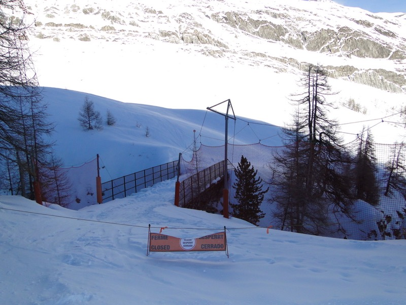 [Val d'Isère] Données sur les pistes Dsc06517