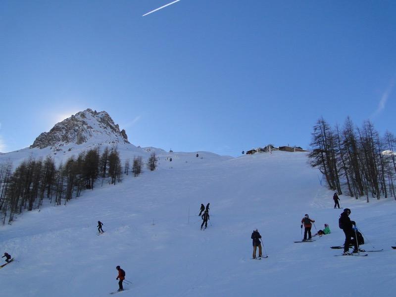 [Val d'Isère] Données sur les pistes Dsc06518