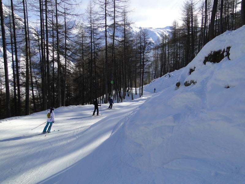 [Val d'Isère] Données sur les pistes Dsc06519