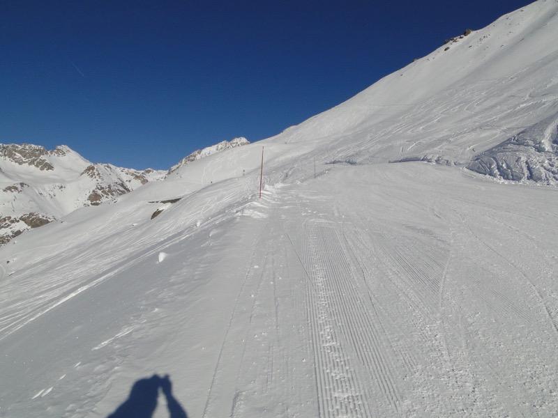 [Val d'Isère] Données sur les pistes Dsc06524