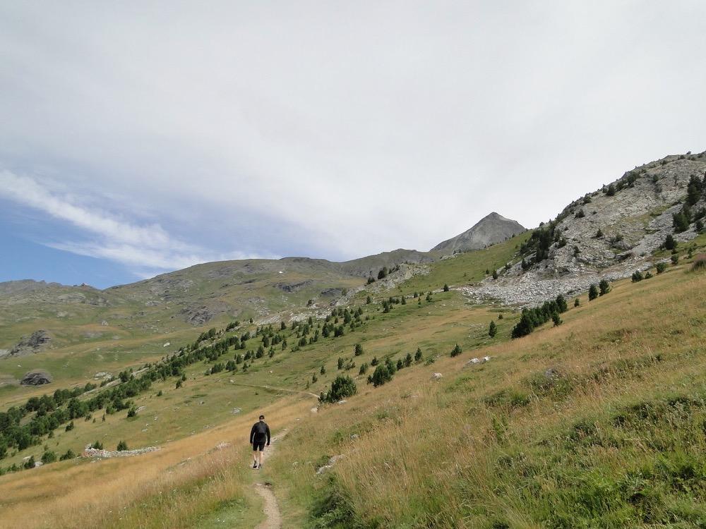 Aussois (Plan d'Amont) - col du Grand Châtelard Dsc06614
