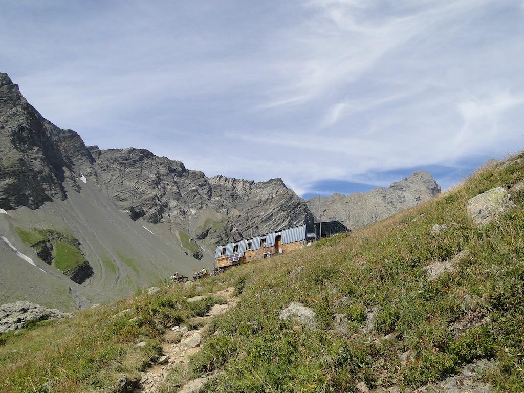 Refuge des Aiguilles d'Arves Dsc06651