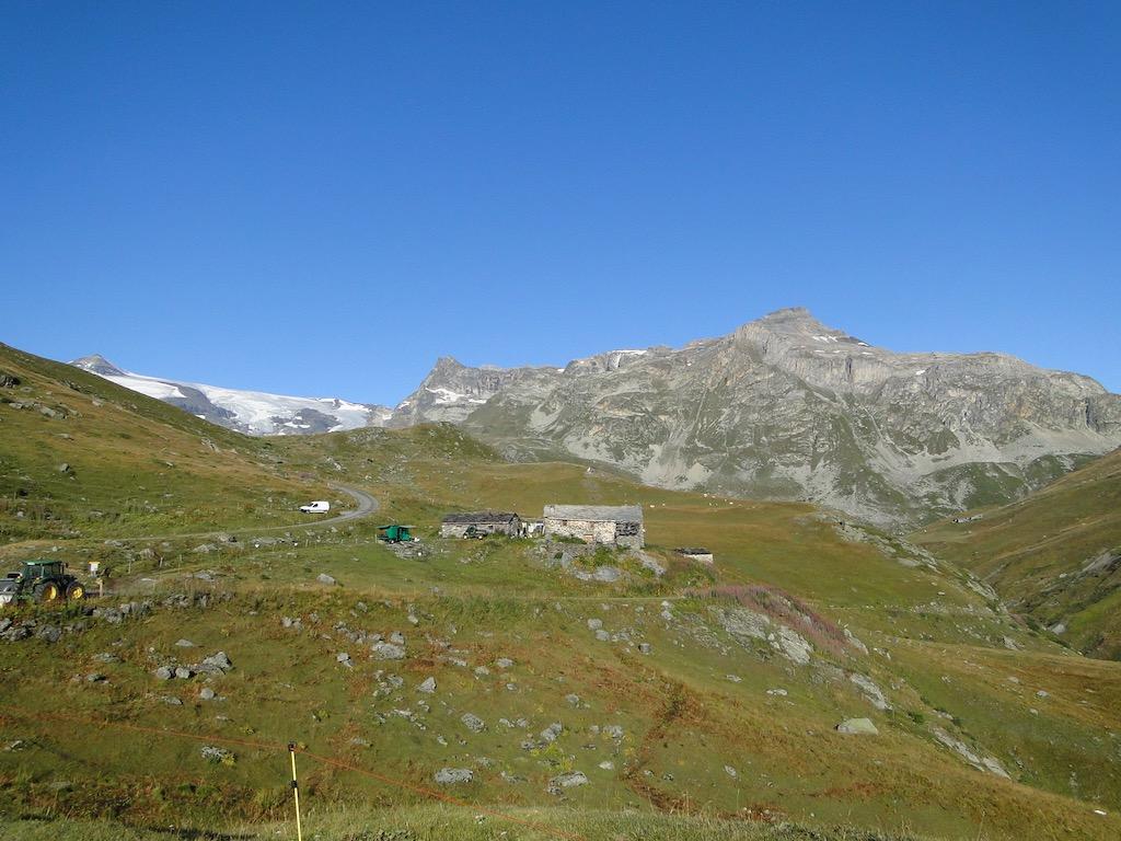 Termignon (Plume Fine) / Col de la Rocheure / Val d'Isère Dsc06715