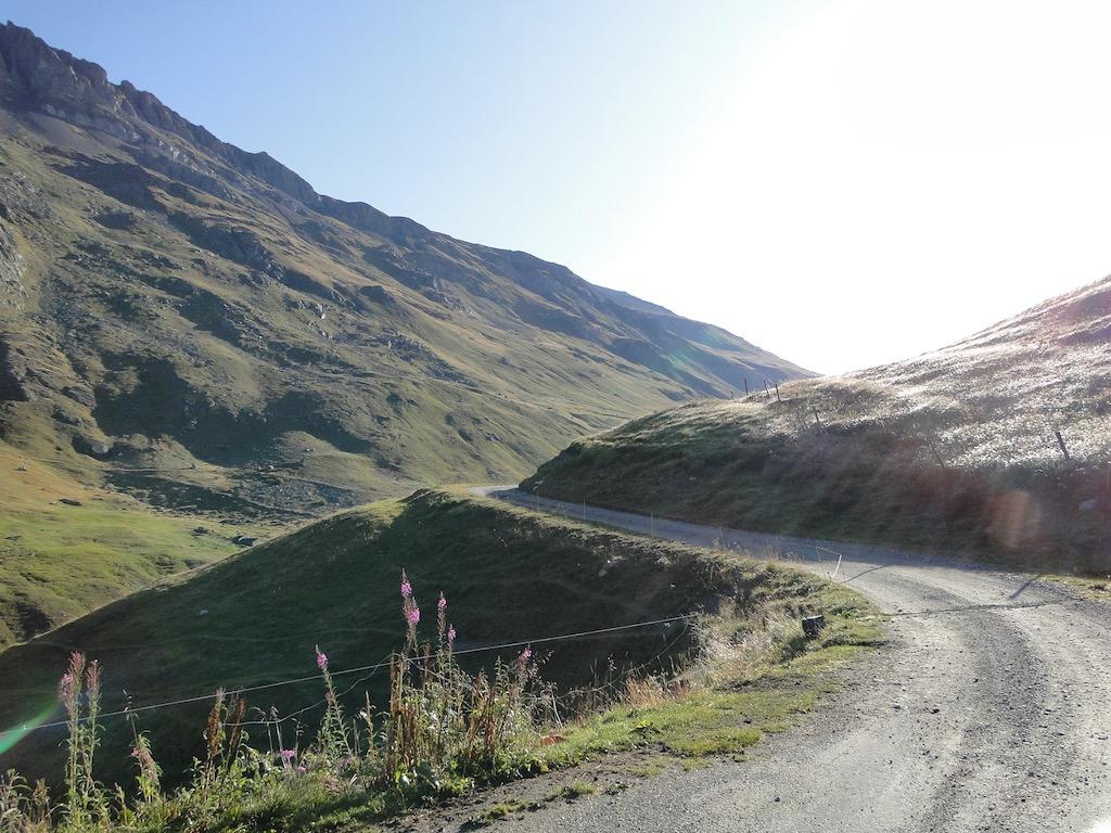 Termignon (Plume Fine) / Col de la Rocheure / Val d'Isère Dsc06716
