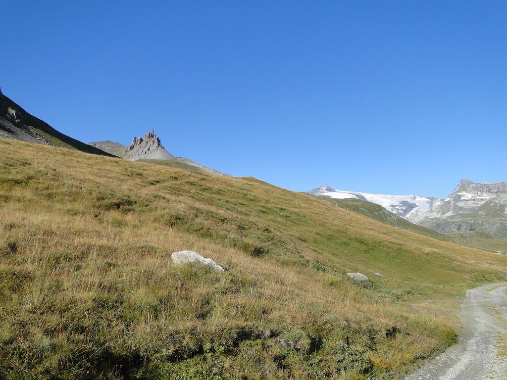 Termignon (Plume Fine) / Col de la Rocheure / Val d'Isère Dsc06717