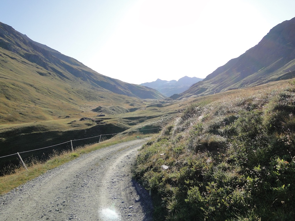 Termignon (Plume Fine) / Col de la Rocheure / Val d'Isère Dsc06718