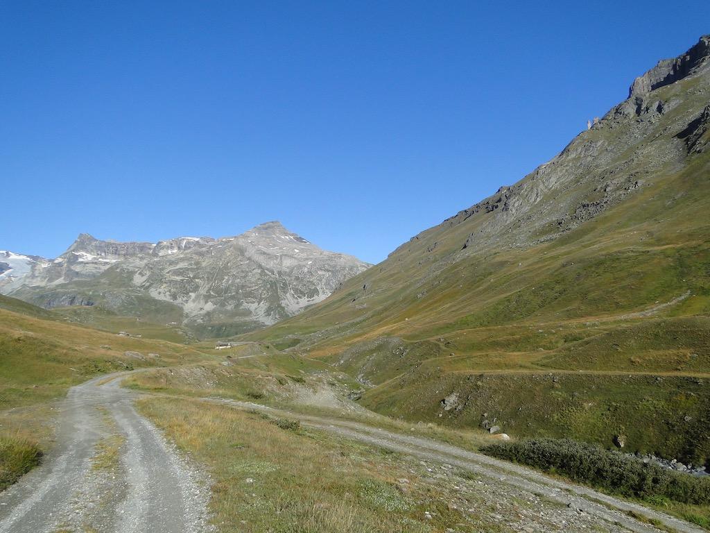 Termignon (Plume Fine) / Col de la Rocheure / Val d'Isère Dsc06720
