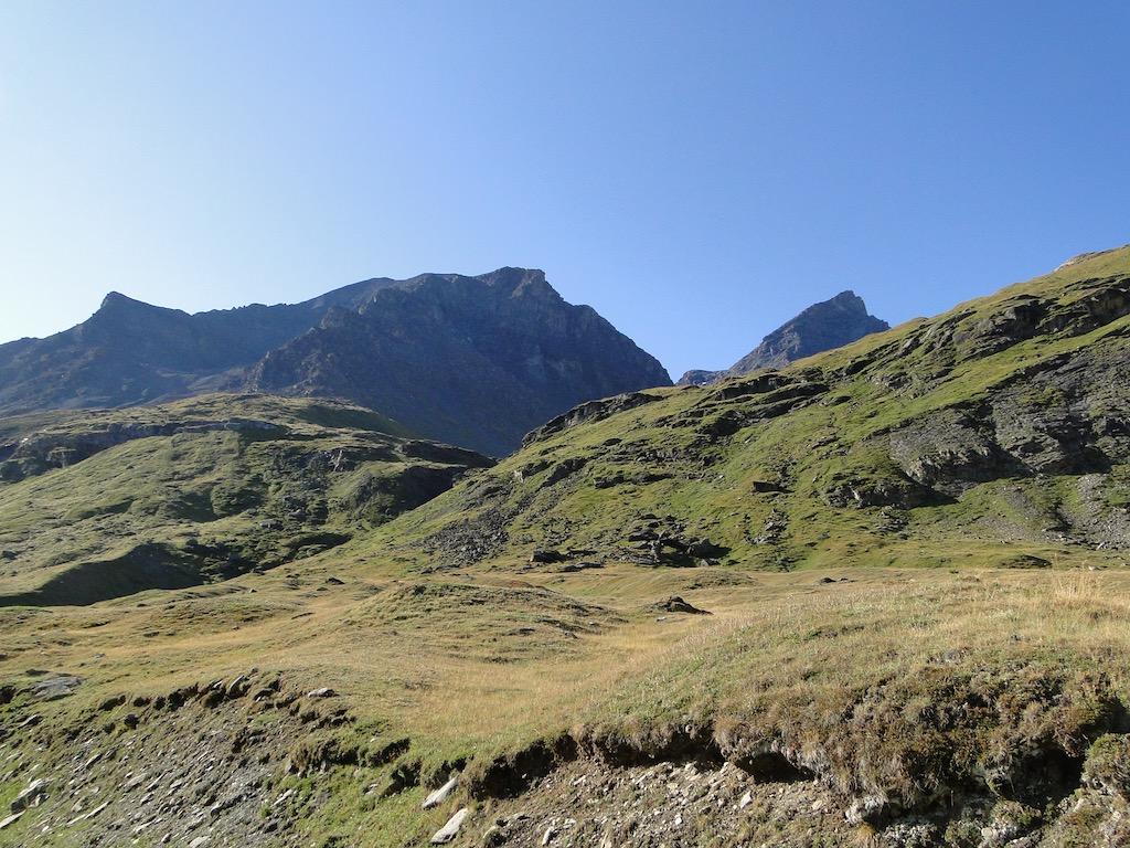 Termignon (Plume Fine) / Col de la Rocheure / Val d'Isère Dsc06722