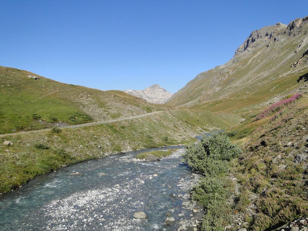 Termignon (Plume Fine) / Col de la Rocheure / Val d'Isère Dsc06724
