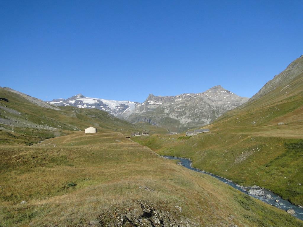 Termignon (Plume Fine) / Col de la Rocheure / Val d'Isère Dsc06725