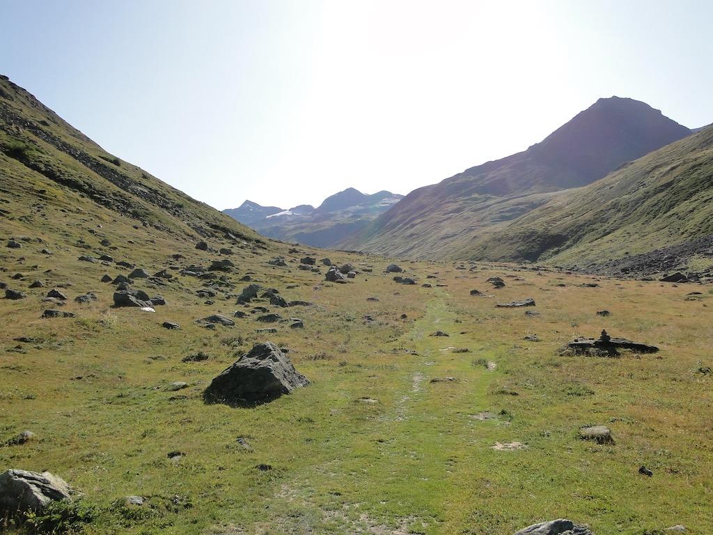 Termignon (Plume Fine) / Col de la Rocheure / Val d'Isère Dsc06727
