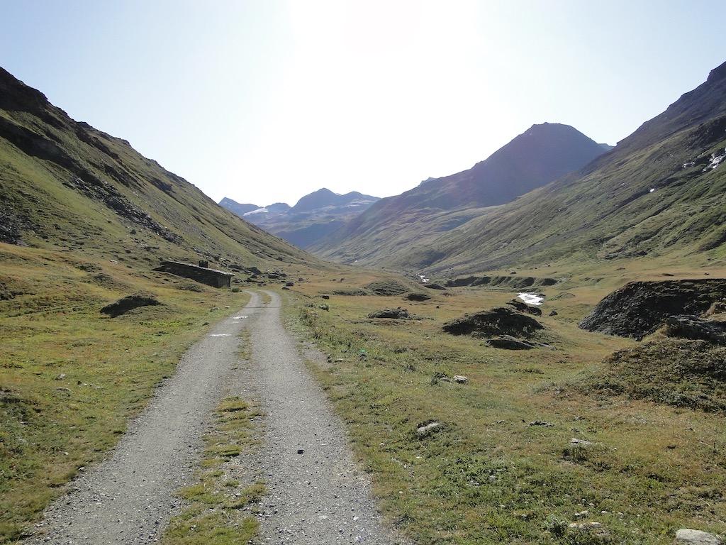 Termignon (Plume Fine) / Col de la Rocheure / Val d'Isère Dsc06728