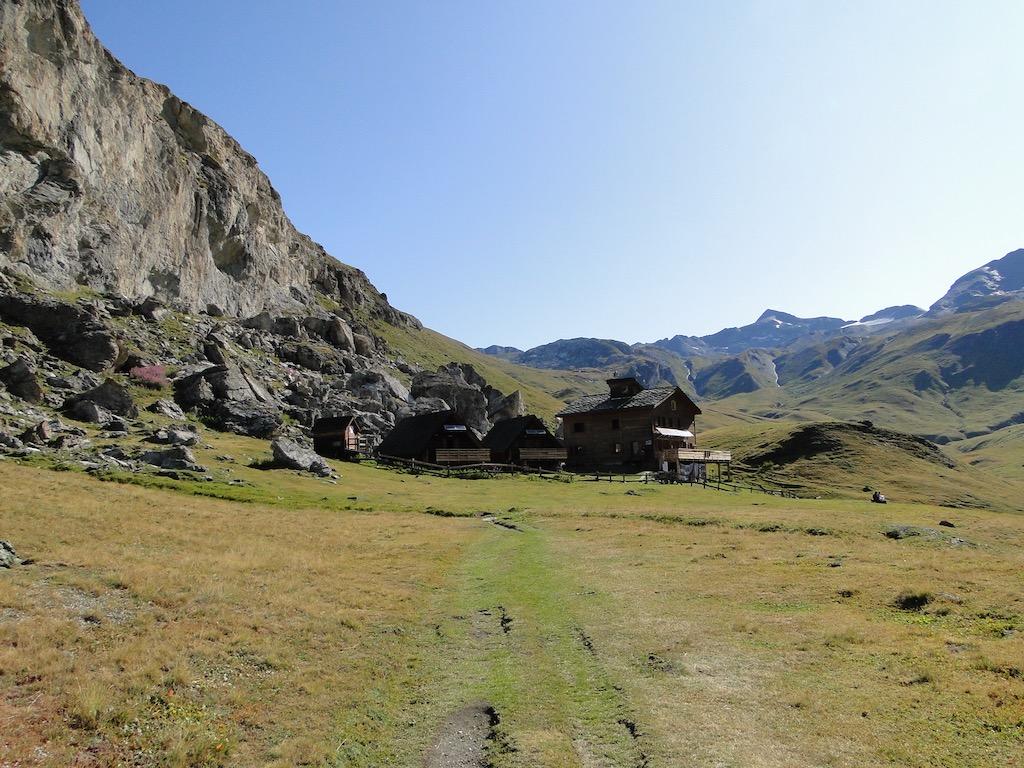Termignon (Plume Fine) / Col de la Rocheure / Val d'Isère Dsc06735