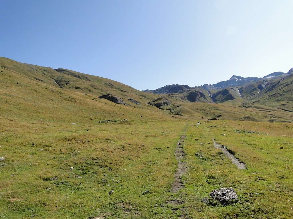 Termignon (Plume Fine) / Col de la Rocheure / Val d'Isère Dsc06738