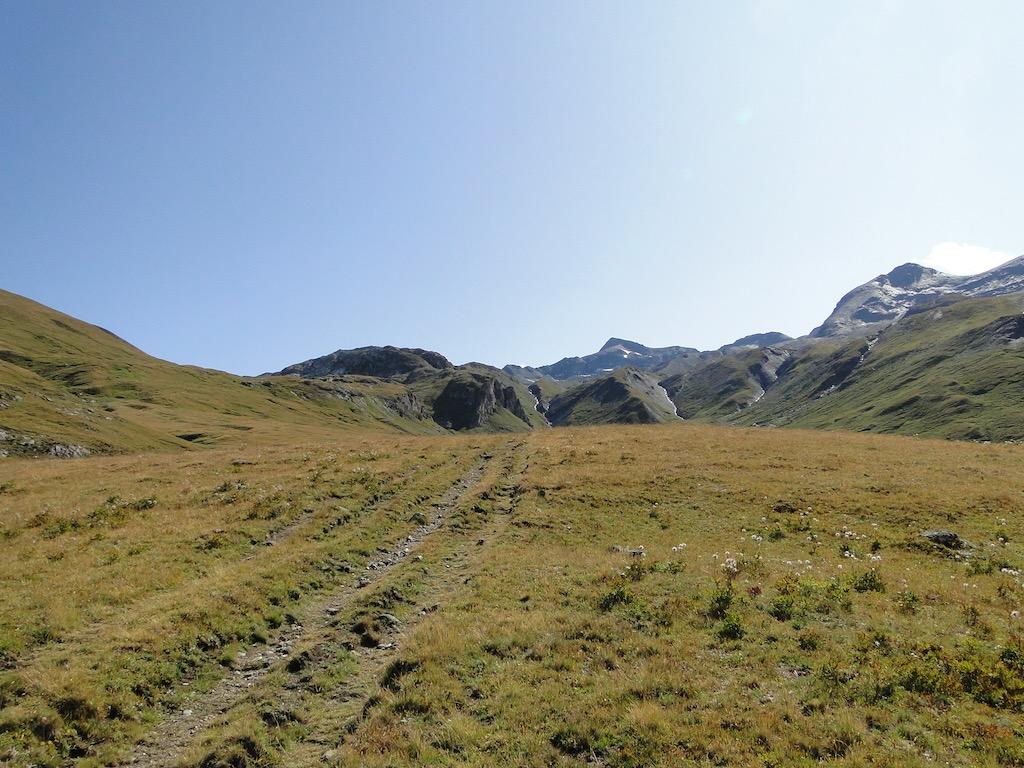 Termignon (Plume Fine) / Col de la Rocheure / Val d'Isère Dsc06743