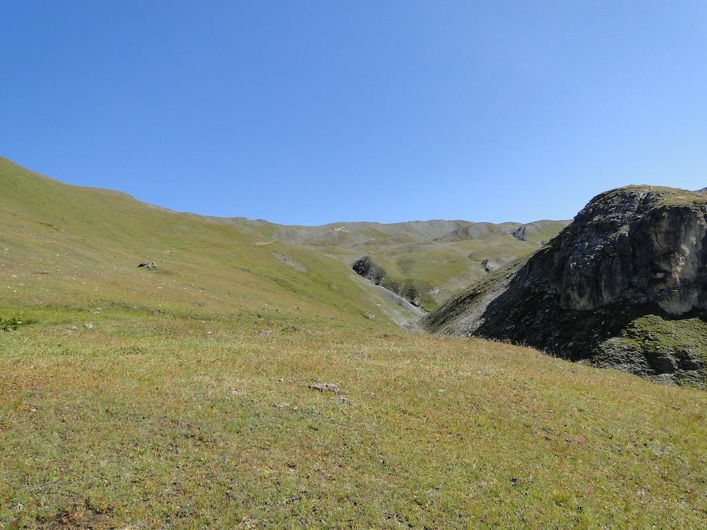 Termignon (Plume Fine) / Col de la Rocheure / Val d'Isère Dsc06758