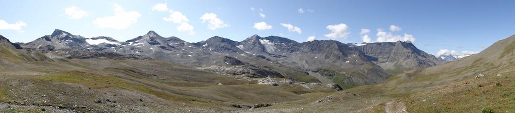 Termignon (Plume Fine) / Col de la Rocheure / Val d'Isère Dsc06759