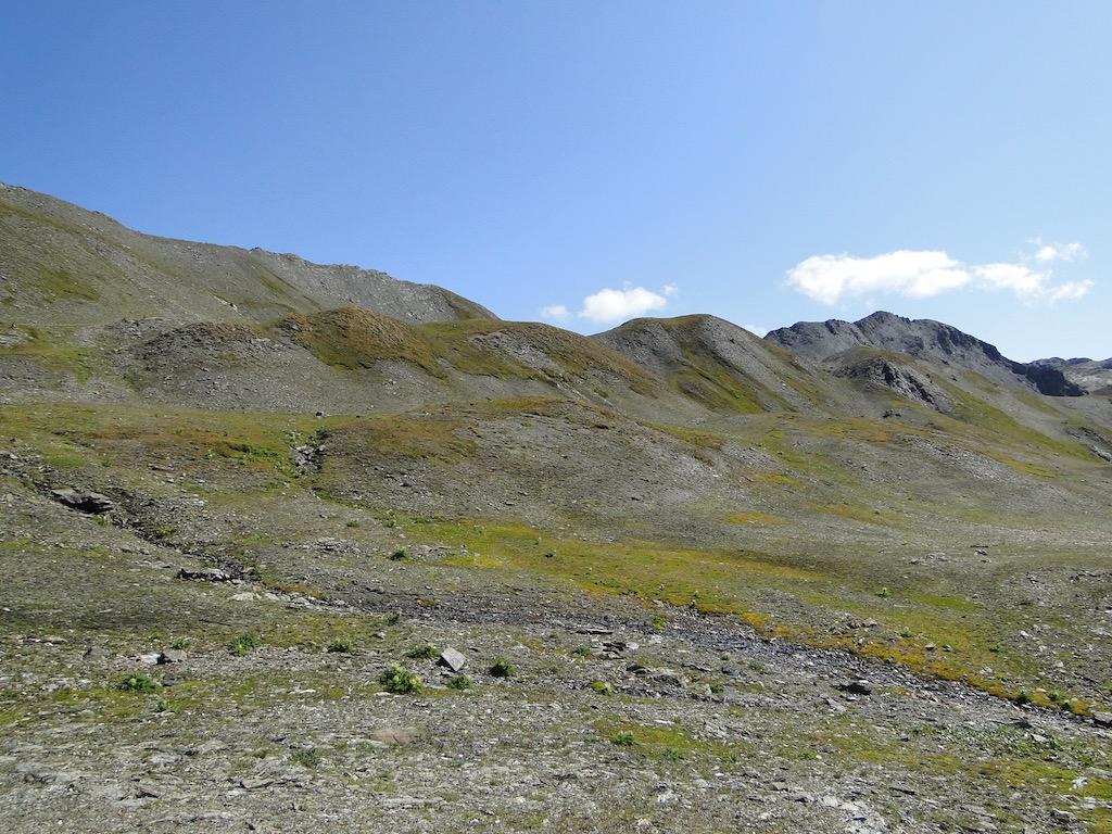 Termignon (Plume Fine) / Col de la Rocheure / Val d'Isère Dsc06762