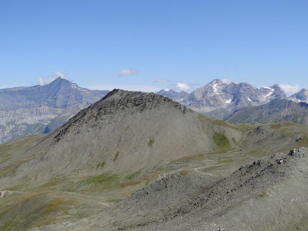 Termignon (Plume Fine) / Col de la Rocheure / Val d'Isère Dsc06768
