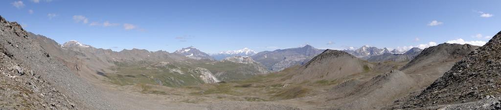 Termignon (Plume Fine) / Col de la Rocheure / Val d'Isère Dsc06773