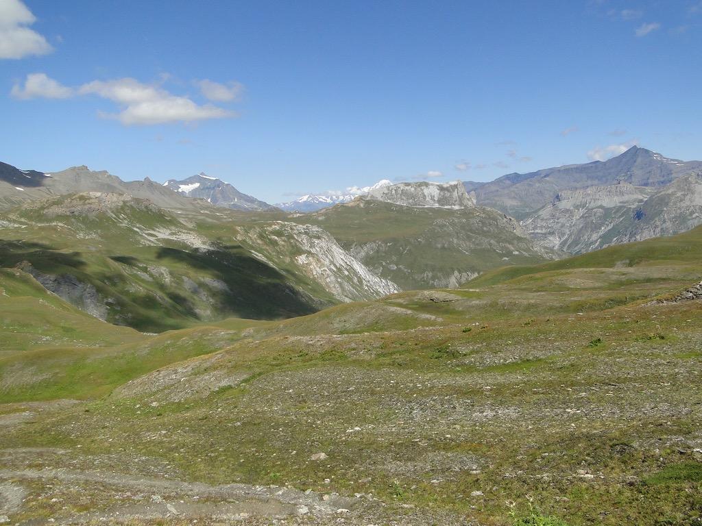 Termignon (Plume Fine) / Col de la Rocheure / Val d'Isère Dsc06778