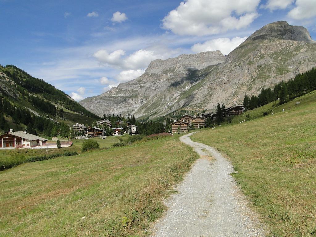 Termignon (Plume Fine) / Col de la Rocheure / Val d'Isère Dsc06789