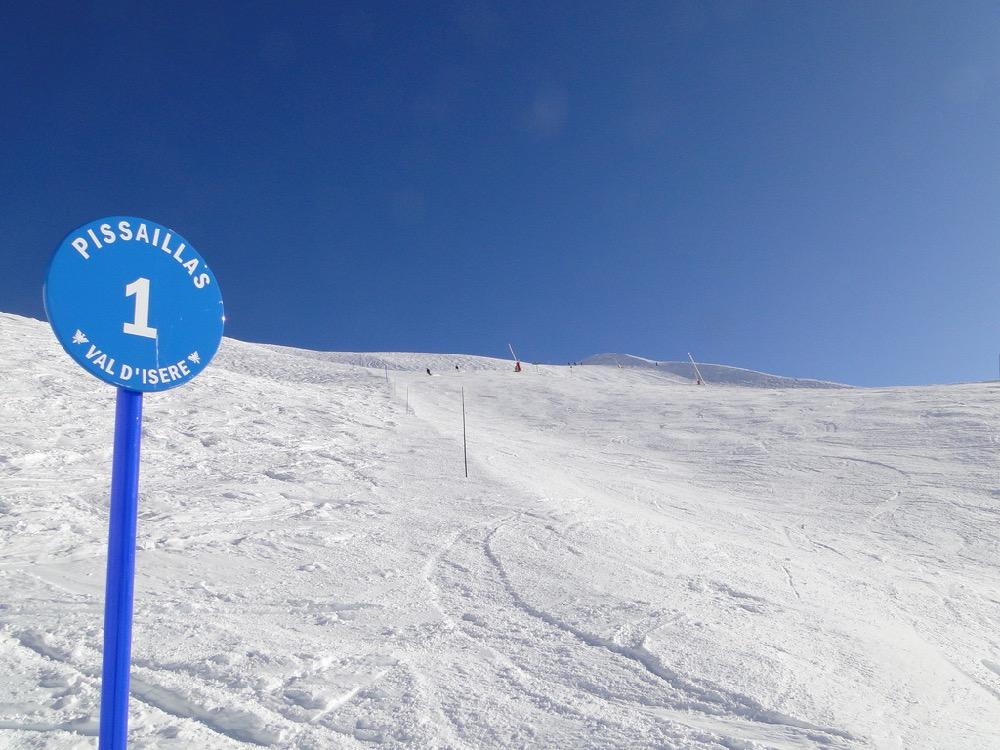 [Val d'Isère] Données sur les pistes Dsc06814