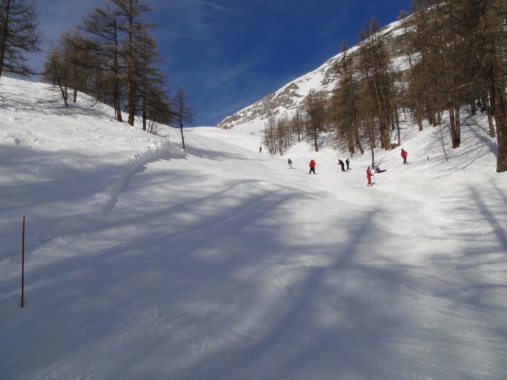 [Val d'Isère] Données sur les pistes Dsc06818