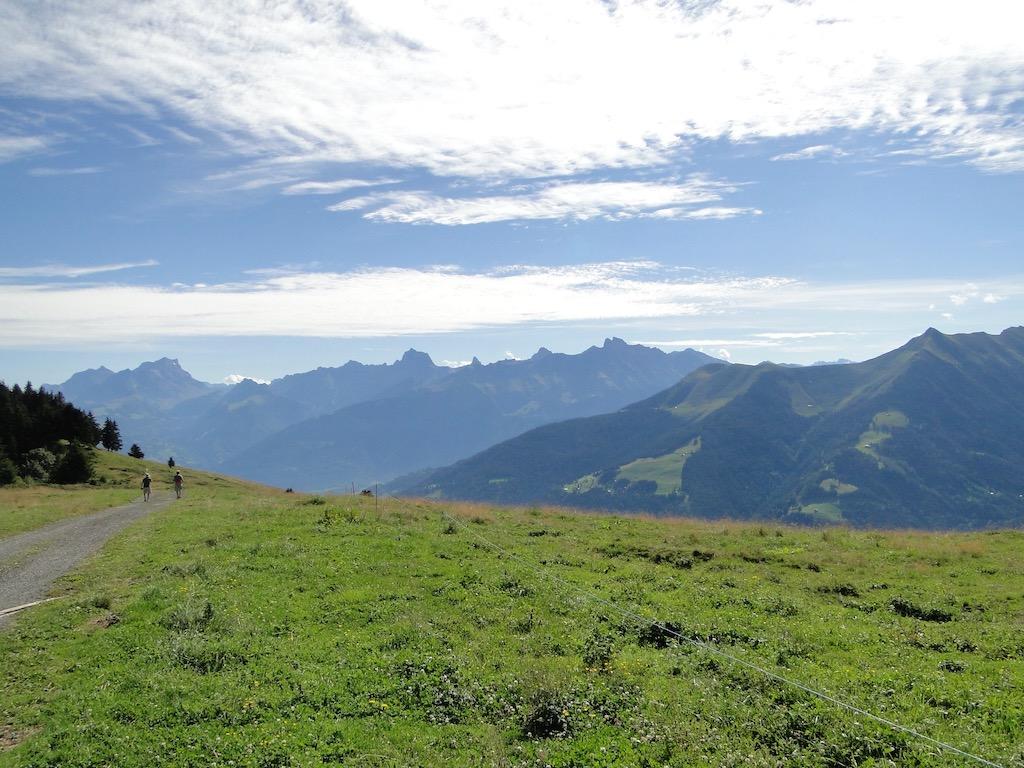 Morgins (CH) - Pointe de l'Au - Col des Portes du Soleil Dsc07015