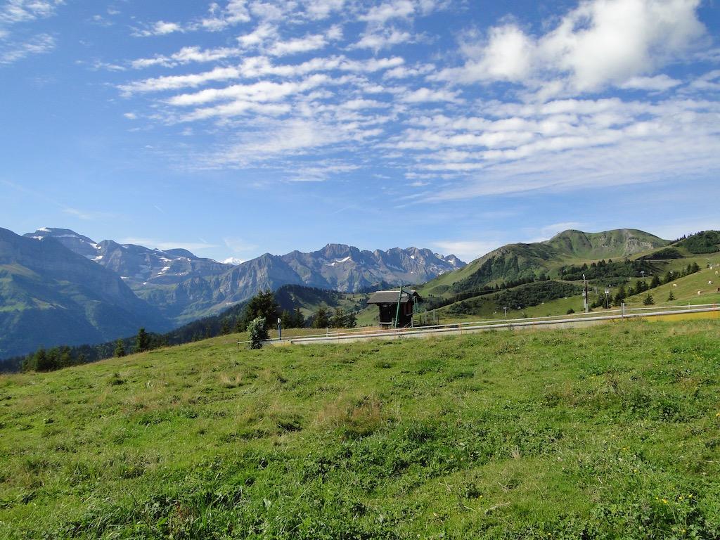 Morgins (CH) - Pointe de l'Au - Col des Portes du Soleil Dsc07017