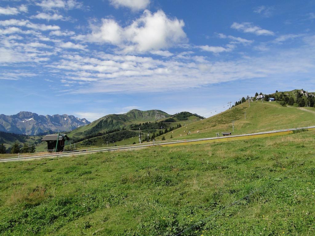 Morgins (CH) - Pointe de l'Au - Col des Portes du Soleil Dsc07018