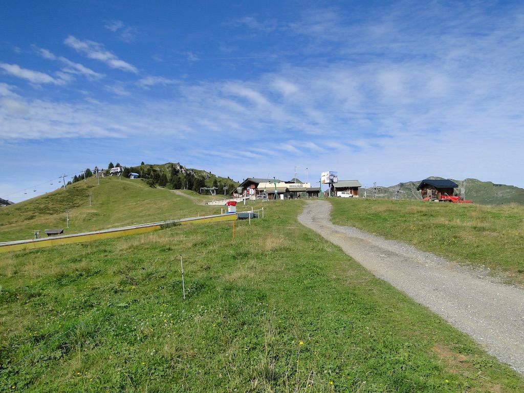 Morgins (CH) - Pointe de l'Au - Col des Portes du Soleil Dsc07019