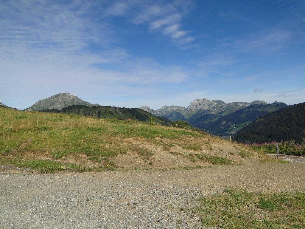 Morgins (CH) - Pointe de l'Au - Col des Portes du Soleil Dsc07020