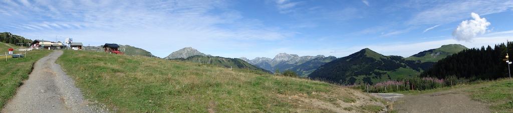 Morgins (CH) - Pointe de l'Au - Col des Portes du Soleil Dsc07022