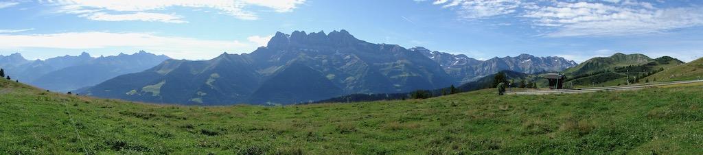Morgins (CH) - Pointe de l'Au - Col des Portes du Soleil Dsc07023