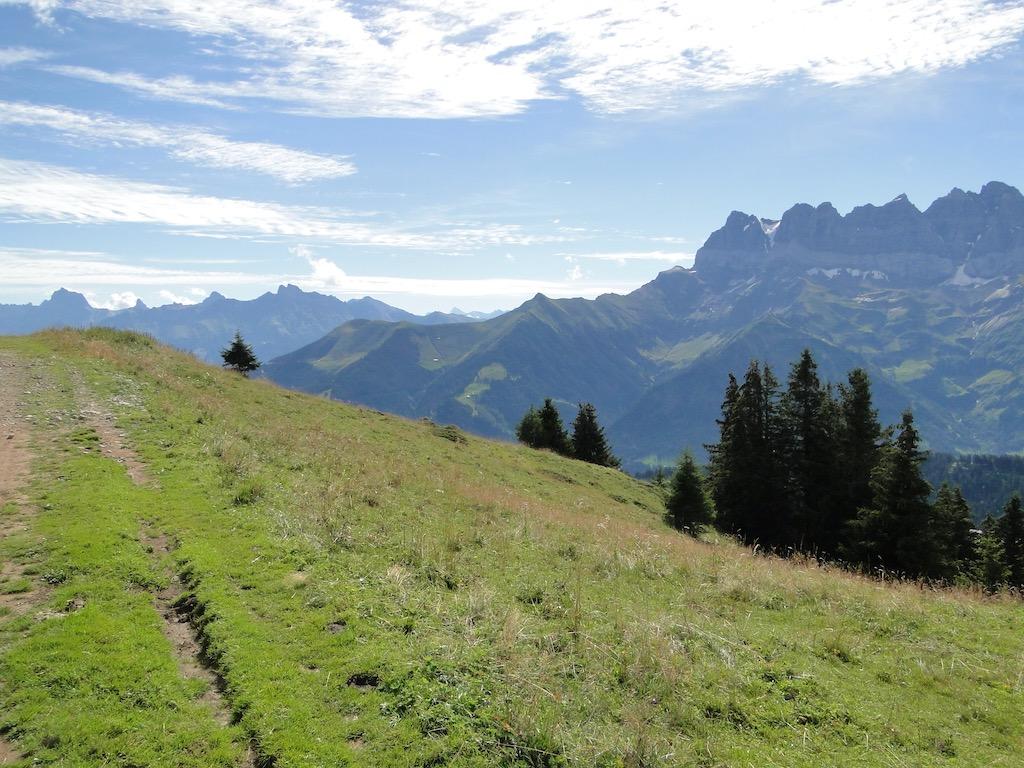 Morgins (CH) - Pointe de l'Au - Col des Portes du Soleil Dsc07032