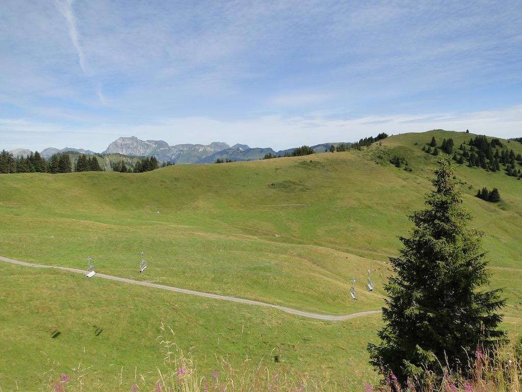 Morgins (CH) - Pointe de l'Au - Col des Portes du Soleil Dsc07033