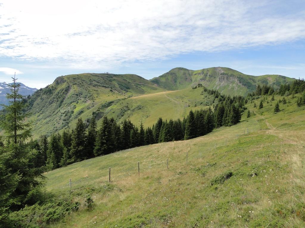 Morgins (CH) - Pointe de l'Au - Col des Portes du Soleil Dsc07034