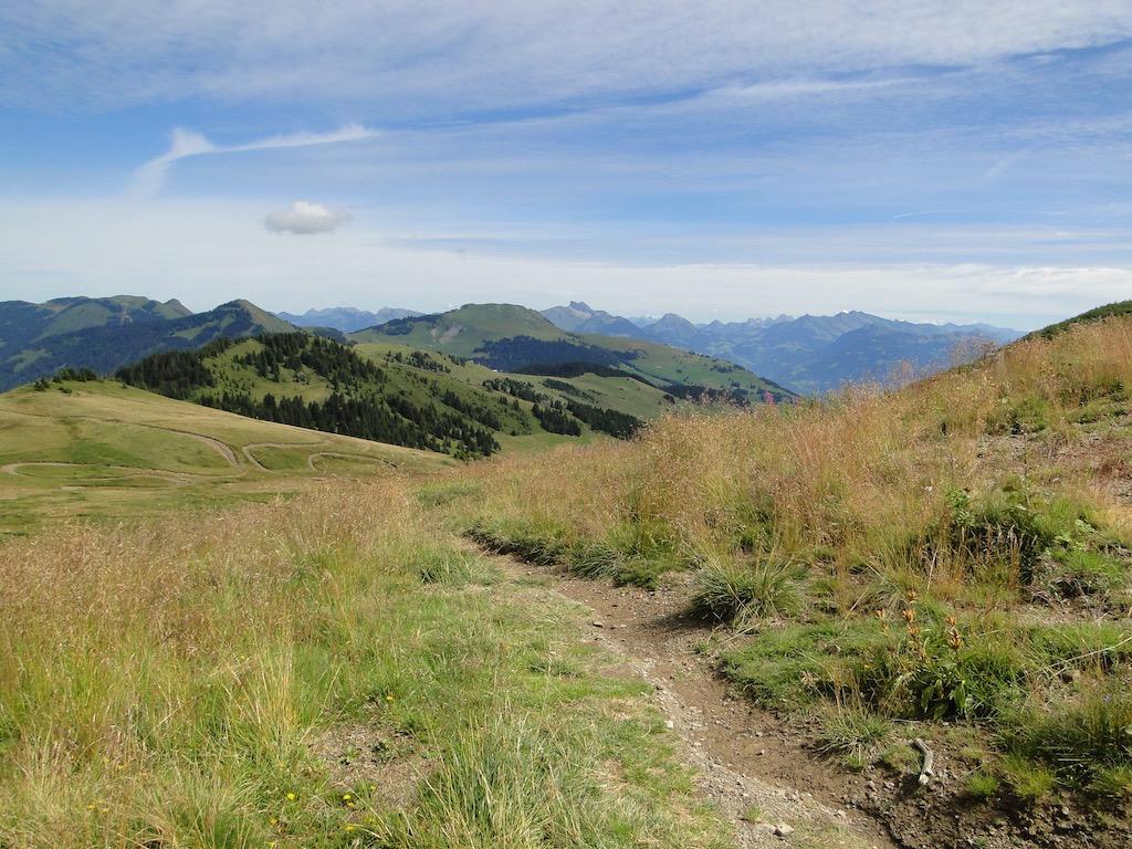 Morgins (CH) - Pointe de l'Au - Col des Portes du Soleil Dsc07035