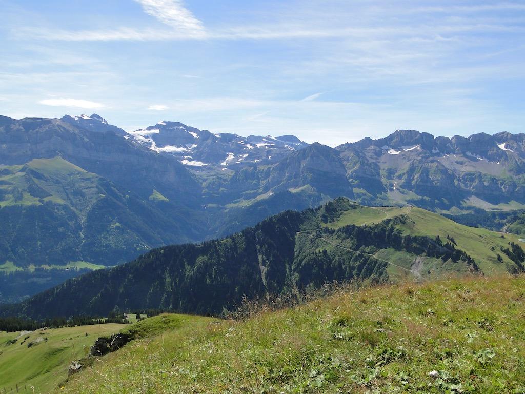 Morgins (CH) - Pointe de l'Au - Col des Portes du Soleil Dsc07040