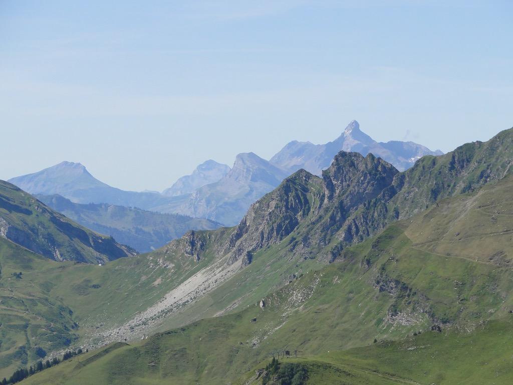 Morgins (CH) - Pointe de l'Au - Col des Portes du Soleil Dsc07042