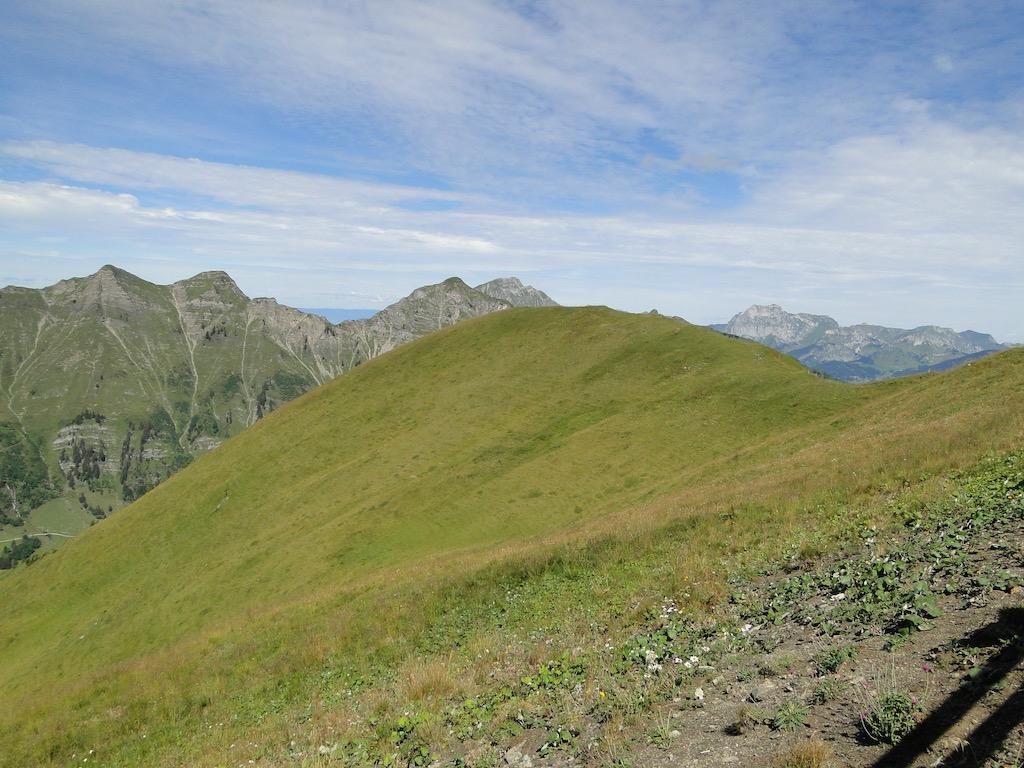 Morgins (CH) - Pointe de l'Au - Col des Portes du Soleil Dsc07043