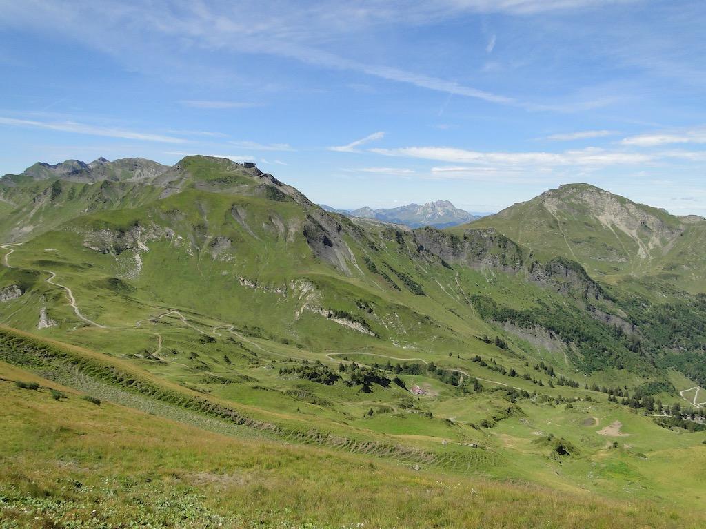 Morgins (CH) - Pointe de l'Au - Col des Portes du Soleil Dsc07044