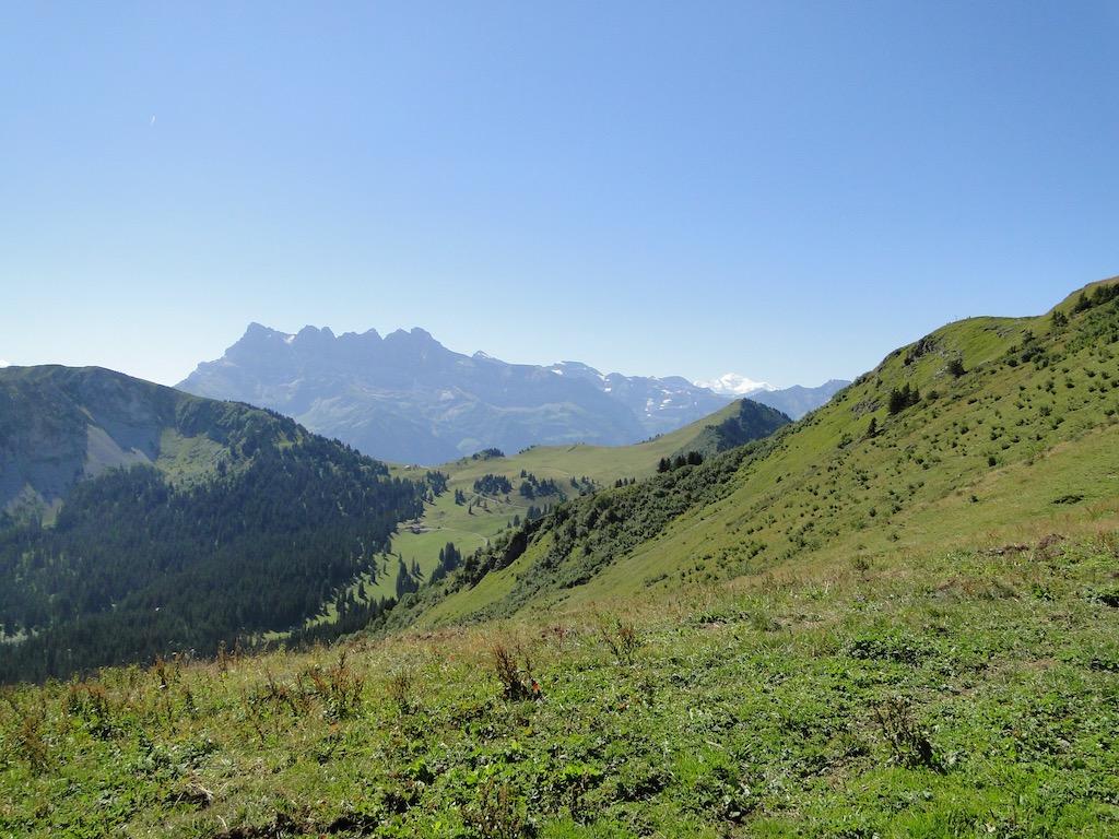 Châtel - Pointe des Ombrieux - Le Morclan - Châtel Dsc07116