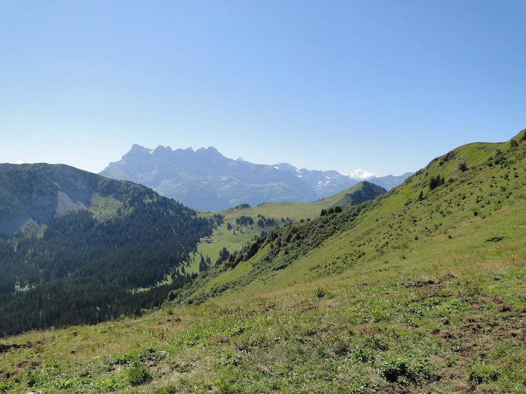 Châtel - Pointe des Ombrieux - Le Morclan - Châtel Dsc07127