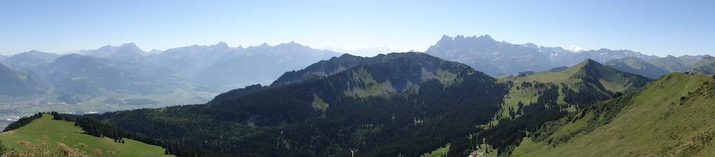 Châtel - Pointe des Ombrieux - Le Morclan - Châtel Dsc07133
