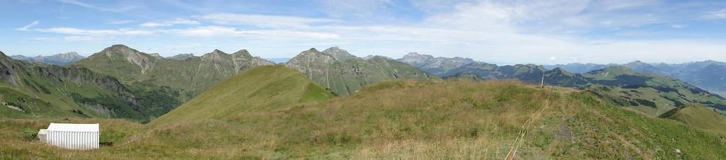 Morgins (CH) - Pointe de l'Au - Col des Portes du Soleil Dsc07140