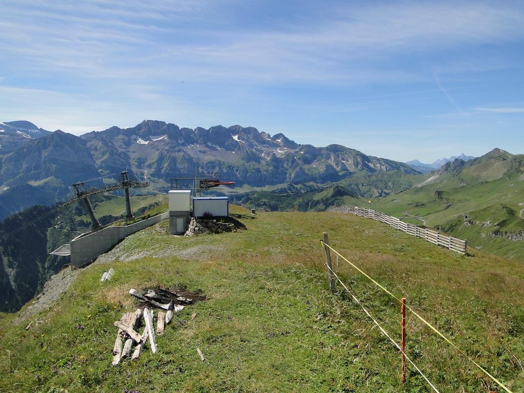 Morgins (CH) - Pointe de l'Au - Col des Portes du Soleil Dsc07141