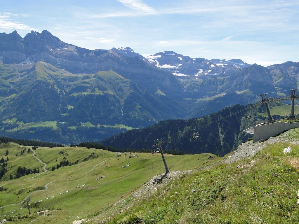 Morgins (CH) - Pointe de l'Au - Col des Portes du Soleil Dsc07142