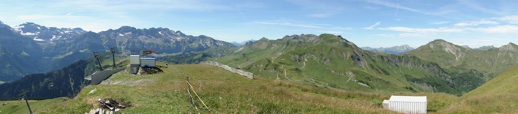 Morgins (CH) - Pointe de l'Au - Col des Portes du Soleil Dsc07144